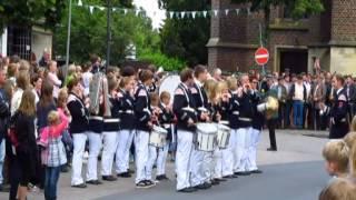 Schützenfest Rosendahl-Holtwick (Teil 2), Sonntag, 17.06.2012