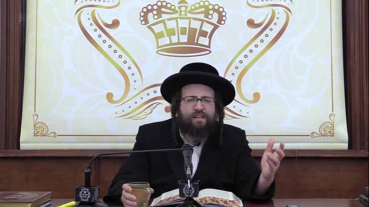 ר' יואל ראטה - בר מצוה פשעטל - ב' שמיני תשע''ט - R' Yoel Roth