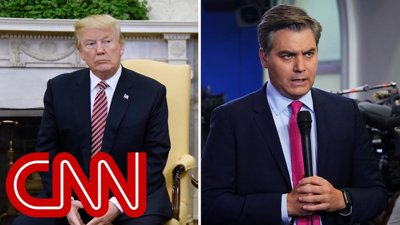 White House backs down, fully restores Jim Acosta's press pass
