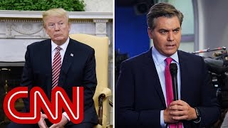 White House backs down, fully restores Jim Acosta