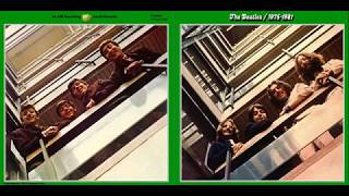 This is disc 1 of the double GREEN ALBUM of The Beatles, never rele...