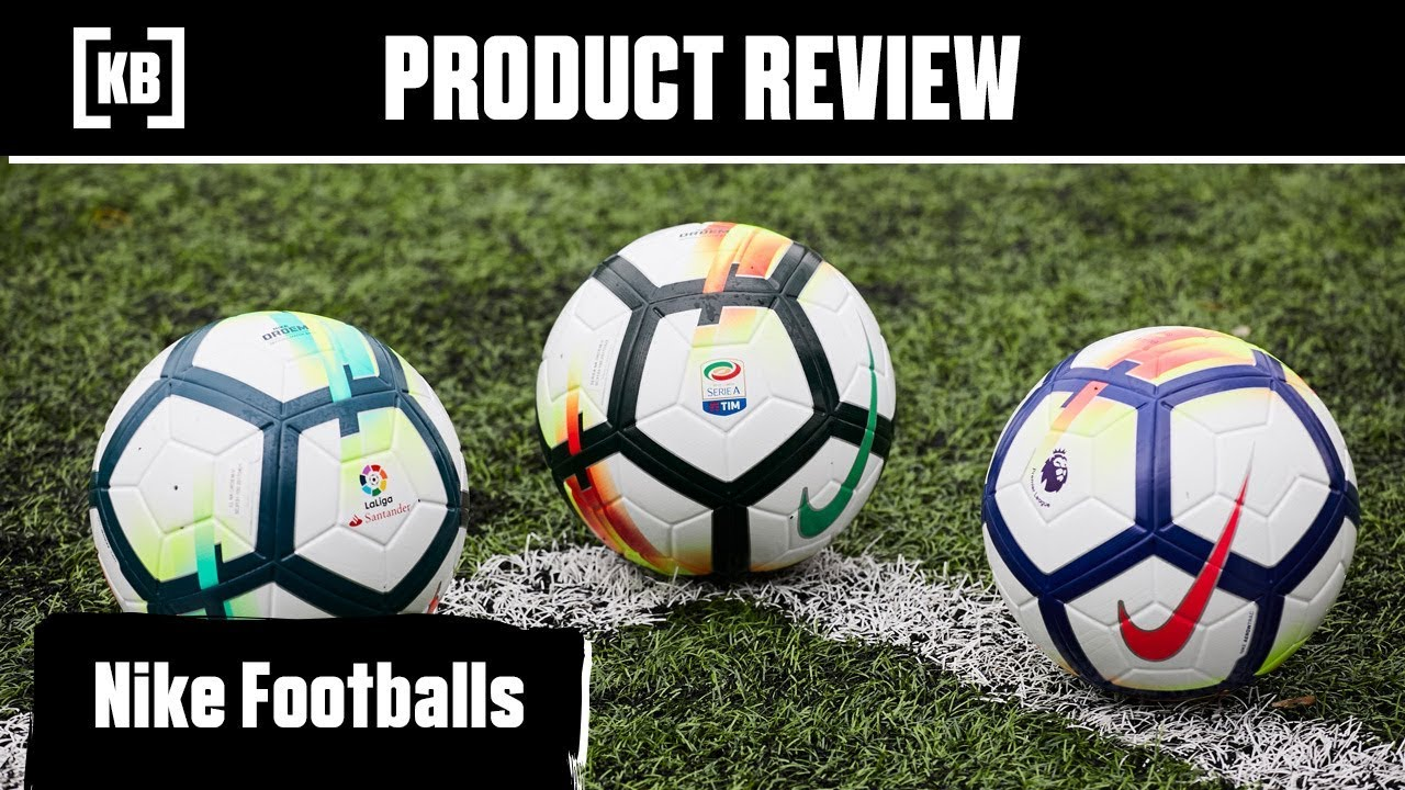 b8fcae8c6 Nike Footballs Product Review | Kitbag - YouTube