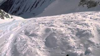 Whistler Blackcomb: Spanky's Ladder Ruby Bowl - March 2016