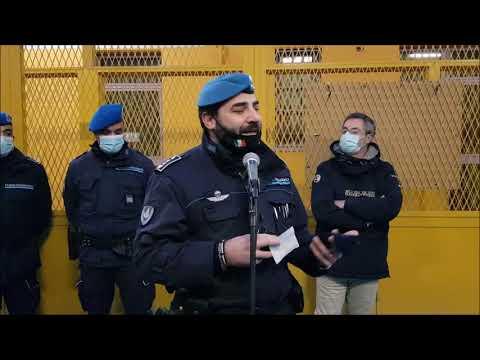 Polizia Penitenziaria Milano-Opera