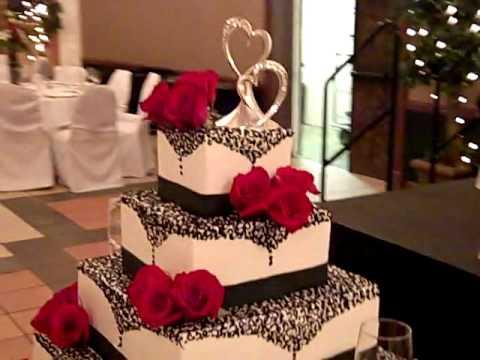 Wedding Decor Wedding Cake Decorations With Fresh Flowers