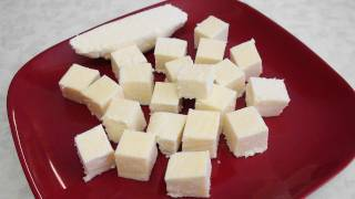 How To Make Paneer Video Recipe - Indian Cottage Cheese
