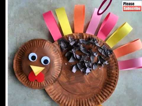 Paper Plate Turkey Craft Diy Picture Ideas Beautiful Handmade Set Of Collection
