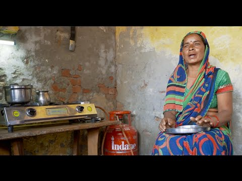 Cooking Gas Helping Change Lives in India