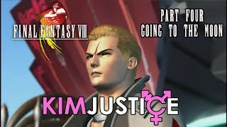 Final Fantasy VIII Review (PC, PlayStation) Part 4 - Going to the Moon - Kim Justice