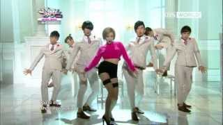 [Music Bank K-Chart] Gain - Bloom (2012.10.05)