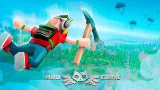Mad GunZ Online - new FPS shooter (Trailer)