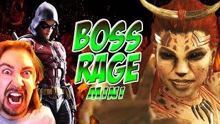 BOSS RAGE Mini: 8000 HP Cheetah (Injustice 2 Guild Boss)