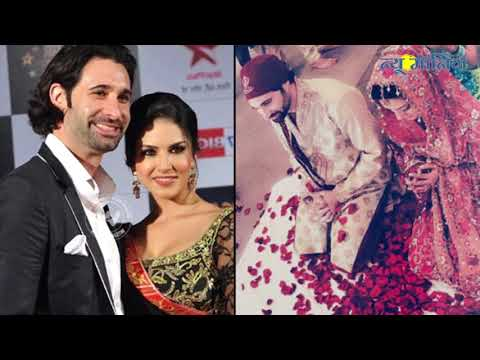 Sunny Leone's Message To Husband Daniel Weber On 7th Wedding Anniversary - Sunny Leone Marriage Pics