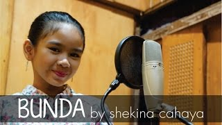 Bunda (ciptaan Melly Goeslaw) - Cover by Shekina Cahaya