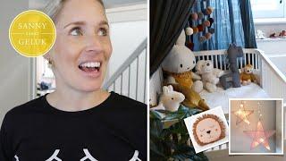 Hoe ga ik om met veranderende lichaam? Babykamer #1 Roomtour!! Sanny zoekt Geluk