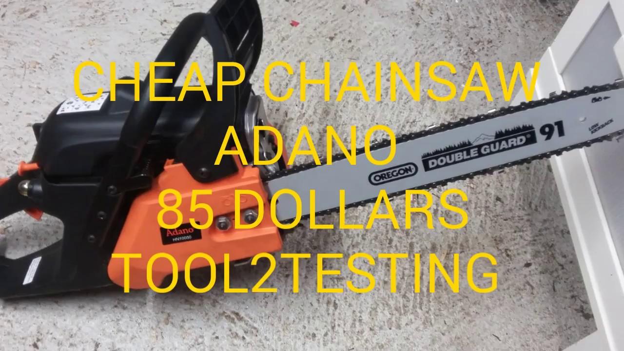 Download CHEAP CHAINSAW ADANO 85 DOLLARS