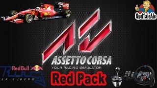 Assetto Corsa Red Pack - Gameplay ITA - Logitech G29 + TH8A  - Ferrari F138 - Red Bull Ring