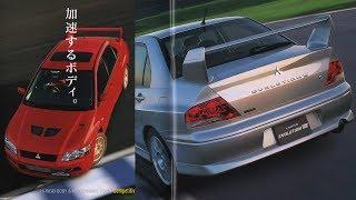 2001.2.LANCERランサーEVOLUTIONエボリューションVII(Ⅶ・7)ランエボ三菱...