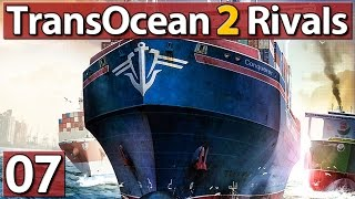 Trans Ocean 2 Rivals #7 Expressbeschädigungen Gameplay Preview deutsch
