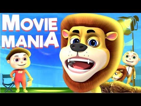 Zool Babies Series - Movie Making | Cartoon Animation For Children | Videogyan Kids Shows
