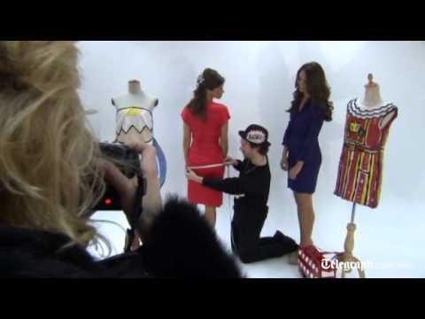Duchess of Cambridge fashion spoof