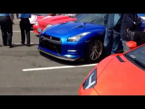 Mother's Exotic Cars Toyota Grand Prix of Long Beach