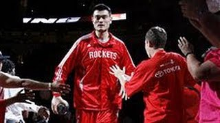 Yao Mings Top 10 Plays of his Career thumbnail