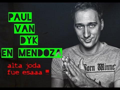 Paul Van Dyk en Mendoza, Al sur Resto Dance