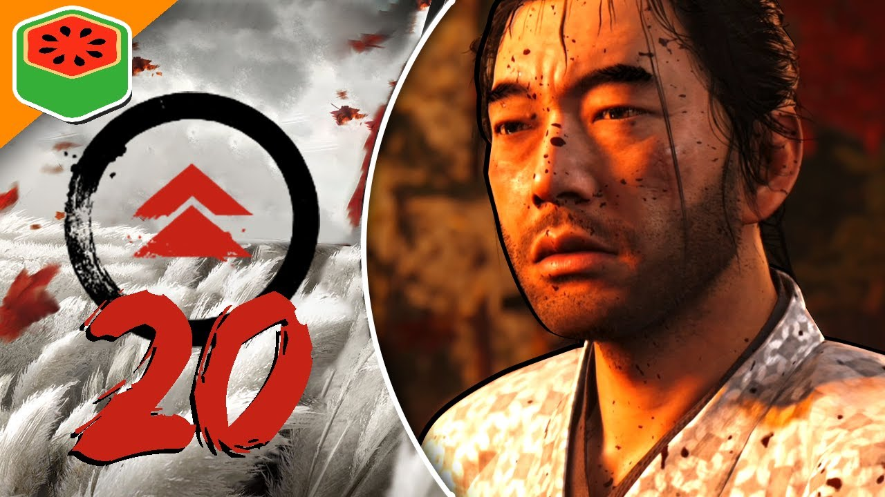 PART 20 - THE END | Ghost of Tsushima Let's Play