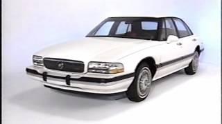 Buick – 1992 Car Highlights
