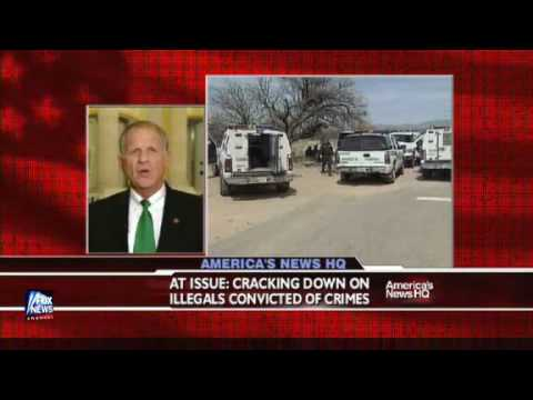 Investigation finds illegal immigrants are often put back on US streets