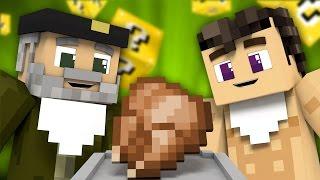 CENAREMOS EN EL INFIERNO!! LUCKY ISLANDS con Vegetta | Minecraft
