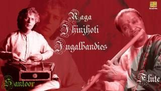 Raga - Jhinjhoti (Santoor & Flute) By Pt Shiv Kumar Sharma | Pt Hari Prasad Chaurasia