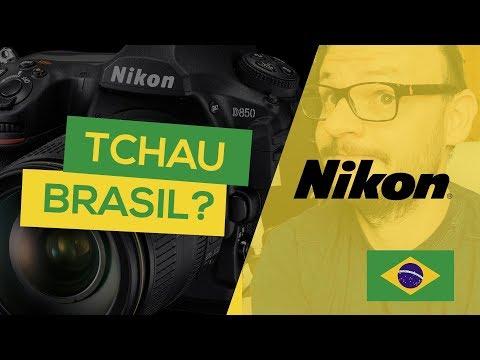 Nikon encerra as vendas no Brasil - Falando de Foto com Willian Lima