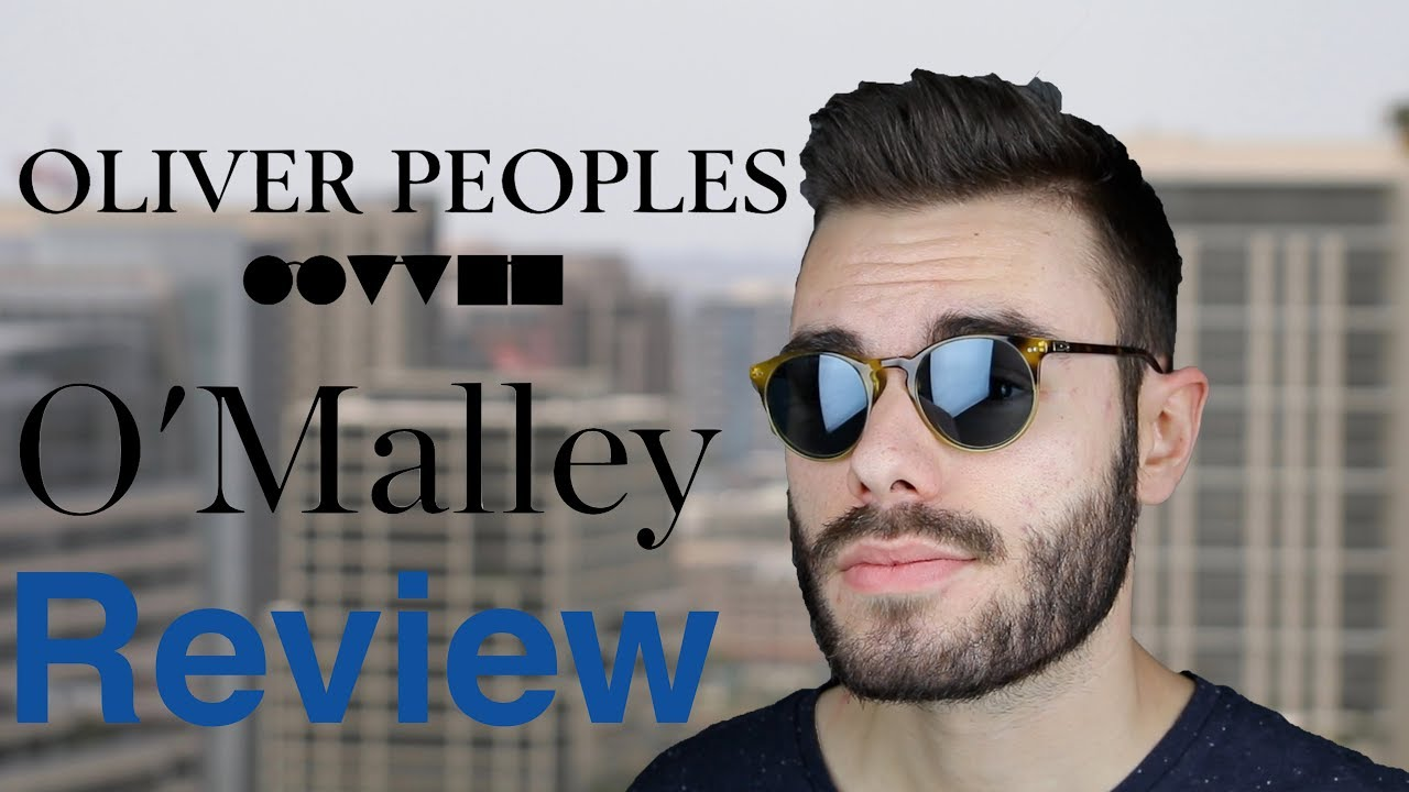 905850188e2f5 Oliver Peoples O Malley Review - YouTube