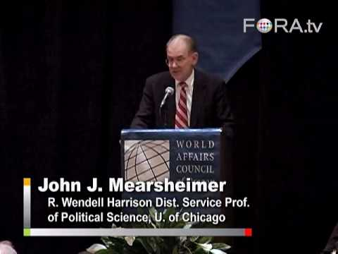 Iraq, The Neocons And The Israel Lobby - John Mearsheimer