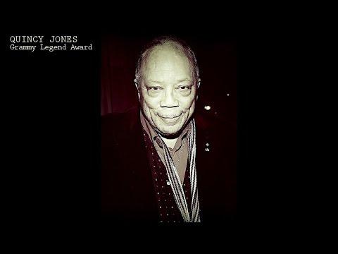 Quincy Jones - Grammy Legend Award (The Greatest Music)