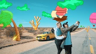 notsocool ft. Cliff Savage - Stories On The Road | OFFICIAL MUSIC VIDEO