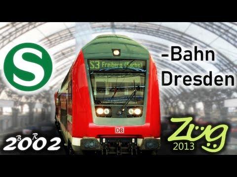 Zug2013 & BR 2002: S-Bahn Dresden DOKU   Teil 1   mit BR146, BR143, Dosto u.v.m.