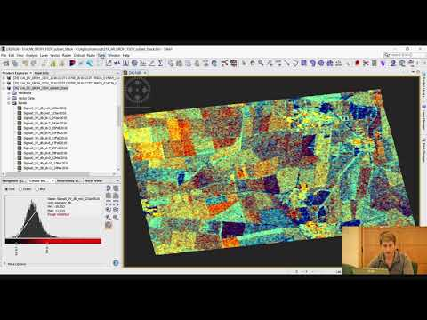 ESA Echoes in Space - Land: Crop type mapping with Sentinel-1