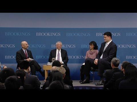 35 Years of U.S.-China Relations - Panel 1