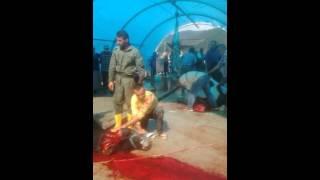 Kasap Ergün 2015 kurban kesimi doğançay İzmir
