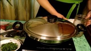 Финский рыбный суп со сливками и куркумой за 20 минут