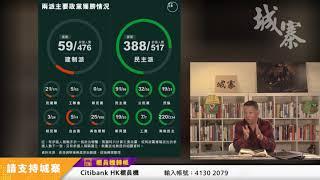 中共操盤區選大敗 政治骨牌效應顯現 - 25/11/19 「三不館」1/2