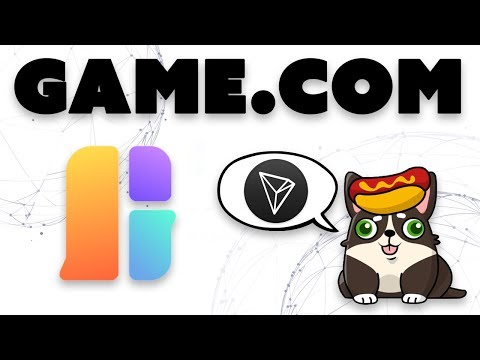 Game.com Cryptocurrency Review - Better than Tron???