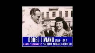 DOREL LIVIANU - Salutare batrane Bucuresti - Greetings old Bucharest  - Cantec Romanesc de Ion Vasilescu si Eugen I. Mirea -  Romanian Song -  His Masters Voice, 1930s