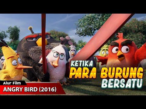 KETIKA PARA BURUNG BERSATU DEMI TELUR KEMBALI   ALUR FILM ANGRY BIRDS (2016)
