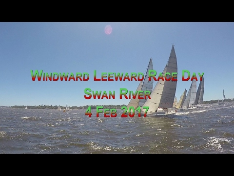 Three Good Wives - Windward Leeward Race Day - 4 February 2017
