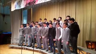 Publication Date: 2017-12-20 | Video Title: 2017-18年度觀塘功樂官立中學班際歌唱比賽 5D班