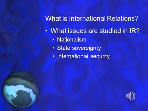 security issues in international relations are International relations compiled a list of 15 must-read international security blogs that cover topics national and international security issues.
